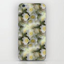 flowers -12- seamless pattern iPhone Skin