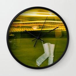 ahhh! Wall Clock