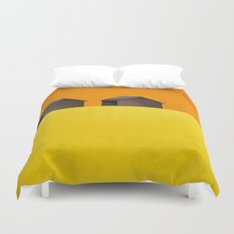 Simple housing - Love me two times Duvet Cover