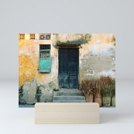 ANTIQUE CHINESE SOUND of HOI AN in VIETNAM Mini Art Print