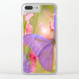 Once upon a time there was...  #society6 #buyart Clear iPhone Case