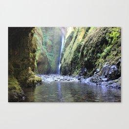 The Gorge Canvas Print