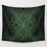 trippy Wall Tapestries featuring Trippy by writingoverashes
