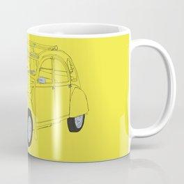 Citroën 2CV Coffee Mug