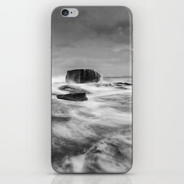 Stormy Seascape iPhone Skin