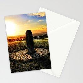 The Lia Fáil - Stone of Destiny Stationery Cards
