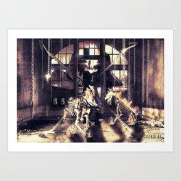 Poster - Gwylgi Art Print