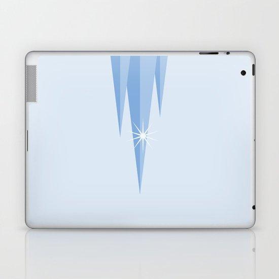 #61 Icicle Laptop & iPad Skin