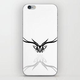 Hiding Moose iPhone Skin