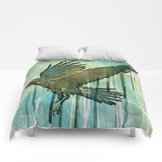 Raven Sky Comforters