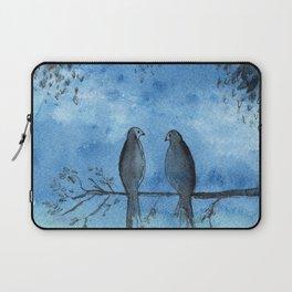 Two little birds Laptop Sleeve