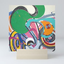 Psychosomatic Traumatic Mini Art Print
