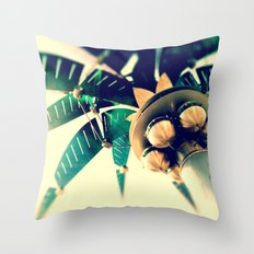 Nuevo Throw Pillow