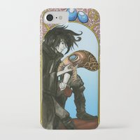 sandman iPhone & iPod Cases featuring Sandman: Dream by skritters