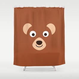 Ours Shower Curtain