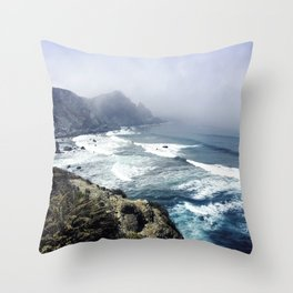 Coast 8 Throw Pillow