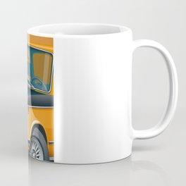 BMW 2002 ti Alpine from 1968 Coffee Mug