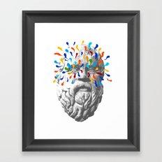 Imagination Running Wild Framed Art Print