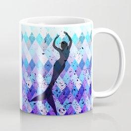 Mermaid Silhouette 2 Coffee Mug