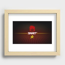 YLNART - Back to the 80s Recessed Framed Print