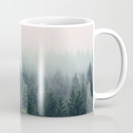 Between every two pines is a doorway to a new world Coffee Mug