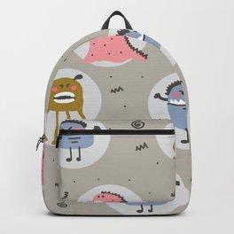 Monstarz Backpack
