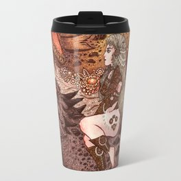 Through The Fire Travel Mug
