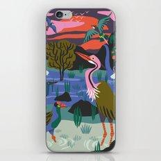 Bird Reserve iPhone & iPod Skin