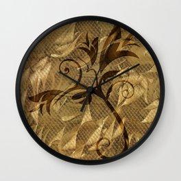 Bonus Eventus II Wall Clock