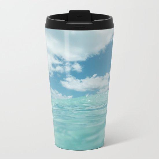 Hawaii Water VII Metal Travel Mug