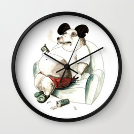 Mass Mickey Wall Clock