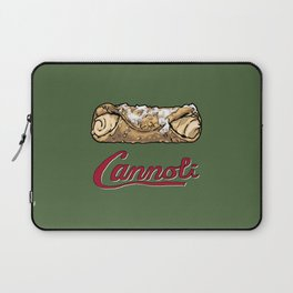 Cannoli Laptop Sleeve