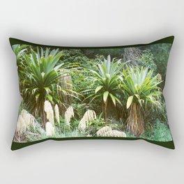 'Dragon Tree' Forest Rectangular Pillow