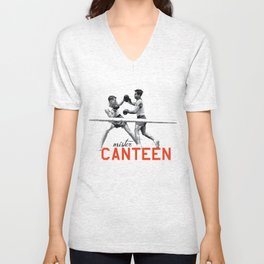 Mister Canteen (boxers) Unisex V-Neck
