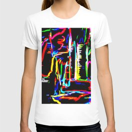 The Wired City T-shirt