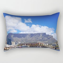 Lovely Cape Town, South Africa Rectangular Pillow