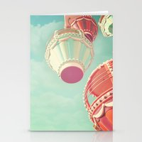 carnival Stationery Cards featuring Carnival  by Scarlett Ella