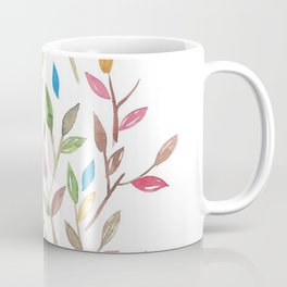 Colourful tree 1 Coffee Mug