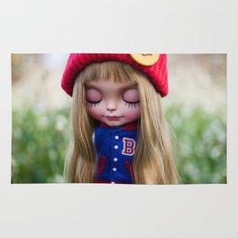 Erregiro Blythe doll Nicky Rug