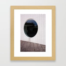 berlin philharmonic Framed Art Print
