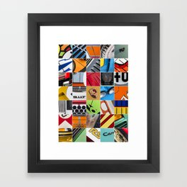Air Cooled Framed Art Print
