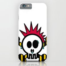 :::::::::PUNK SKULL:::::::::: iPhone 6s Slim Case