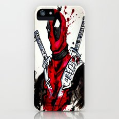 Deadpool Slim Case iPhone (5, 5s)