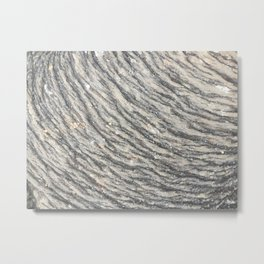 Shapes of Iceland Metal Print