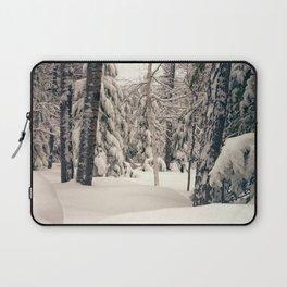Winter Woods 2 Laptop Sleeve