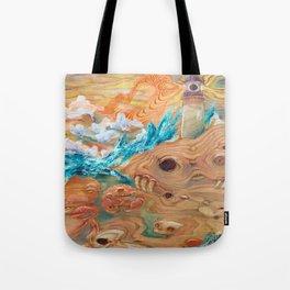 Lighthouse Medicine Tote Bag