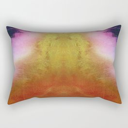 Mood Rock Rectangular Pillow