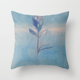 deserted Throw Pillow