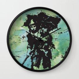 Robinson Crusoe Wall Clock
