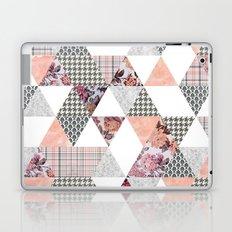 Pink Patterns Laptop & iPad Skin